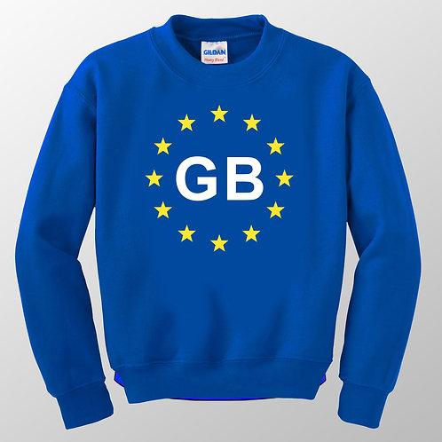 'GB' Pro EU Sweatshirt