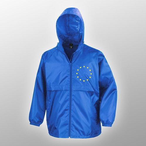 Pro EU Wind Proof Jacket | Winter | Coat | Clothing | Apparel | Gifts | Merchandise | European Union | Anti Brexit