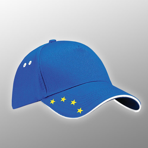 Pro EU Hat | Anti Brexit Merchandise | European Union Gifts | Pro EU Clothing | EU Headwear | EU Hat | I Heart EU
