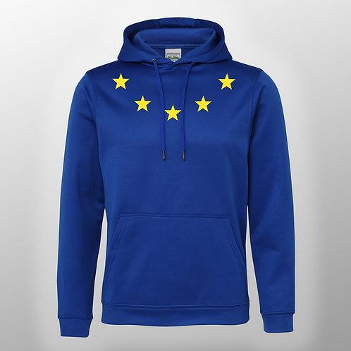 Pro EU Mens Sports Fashion Hoodie | Anti Brexit Merchandise | Pro EU Gifts
