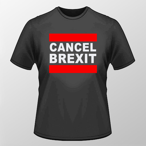 d1aa83f0e8 CANCEL BREXIT T Shirt | Remain in the European Union | Europe | Clothing |  Gifts