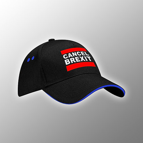 Cancel Brexit Hat | Pro EU Hat | Anti Brexit Merchandise | Stop Brexit Clothing | Let Us Be Heard March 2019 | I Heart EU