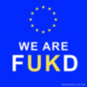 We Are UK | Pro EU Social Media Profile Images | European Union | Brexit