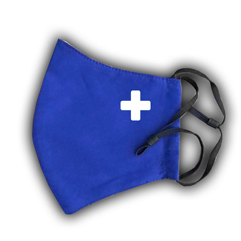 Health Plus Symbol Face Mask | Five Filters Included