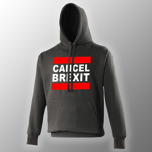 Cancel Brexit Hoodie | Clothing | Apparel | Gifts | Merchandise | European Union | Anti Brexit | People's Vote