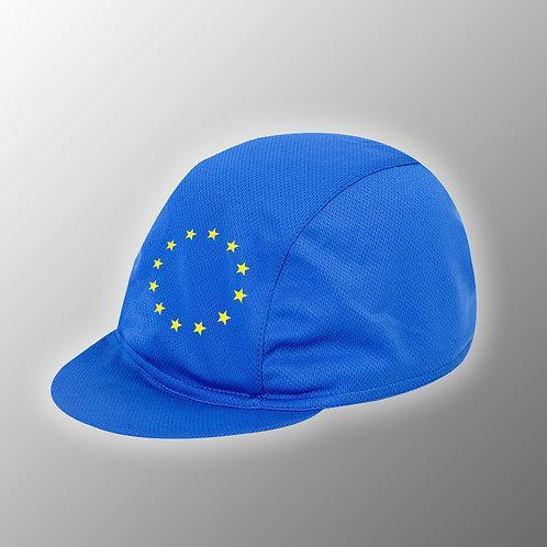 Pro EU Cycling Hat / Cap | Anti Brexit Merchandise | Stop Brexit Clothing | Let Us Be Heard March | Remain