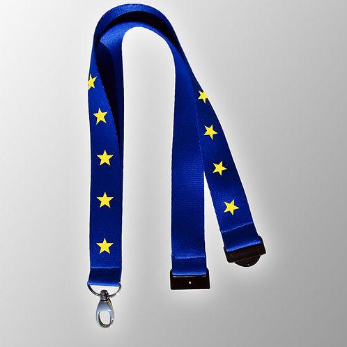 28 Star EU Lanyard