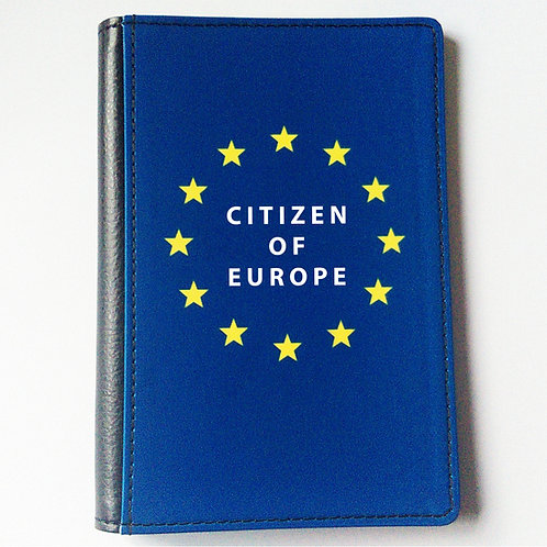 Citizen of Europe Passport Cover | EU Passport Holder | I Heart EU