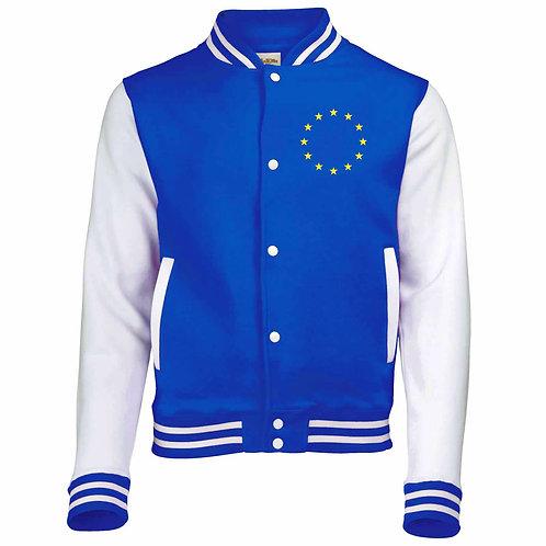 EU Varsity Jacket
