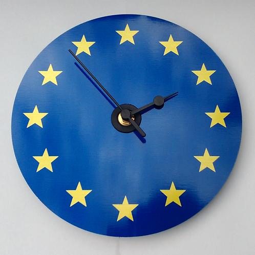 EU Clock | Anti Brexit Merchandise