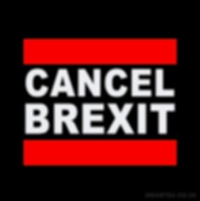 CANCEL BREXIT | Pro EU Social Media Profile Images | European Union | Brexit