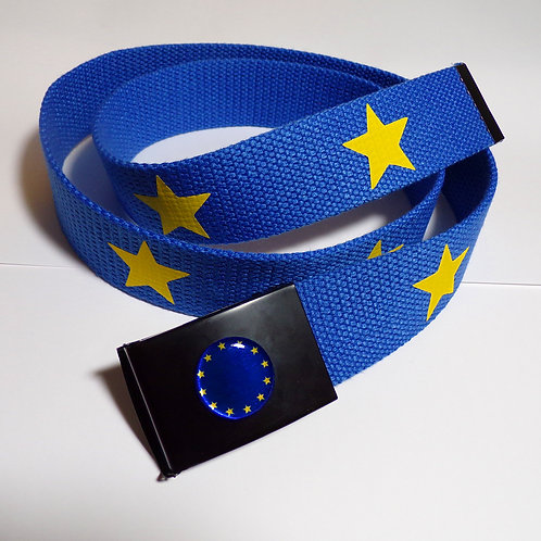 European Union 12 Star Belt