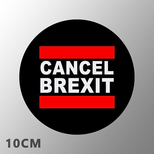 Anti Brexit Car Sticker | Pro EU Gifts | European Union Merchandise | Stickers
