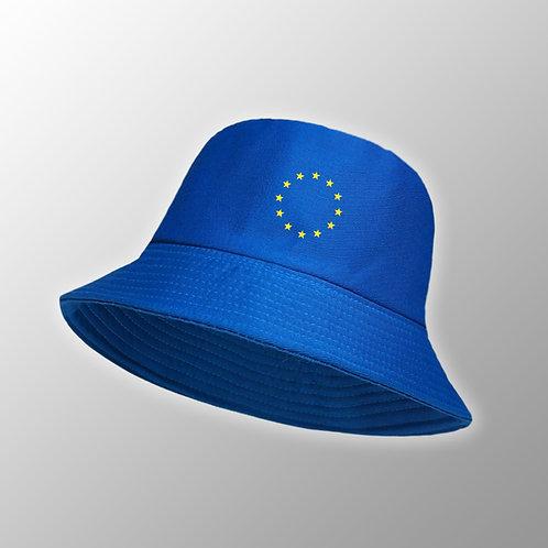 EU Flag Bucket Hat / Beach Hat
