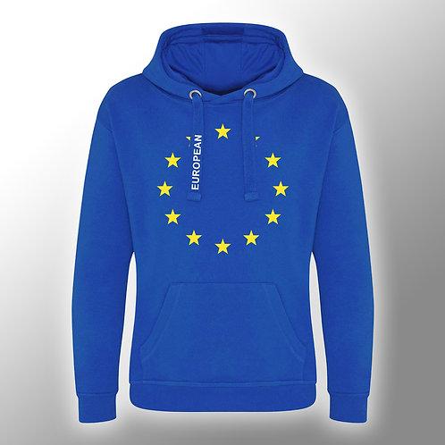 European Pro EU Hoodie | Winter | Coat | Clothing | Apparel | Gifts | Merchandise | European Union | Anti Brexit
