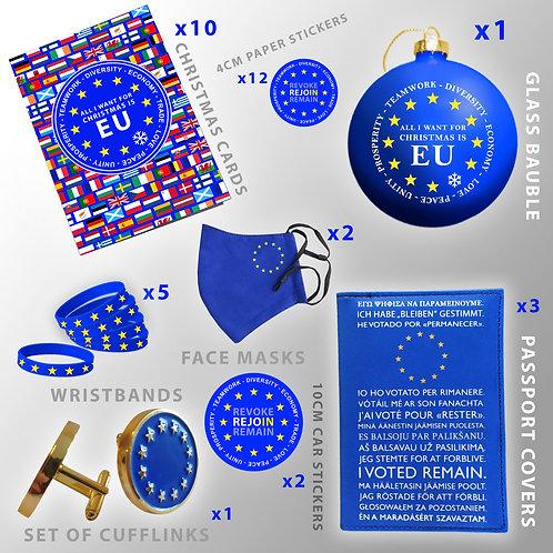 Pro EU Christmas Giftset