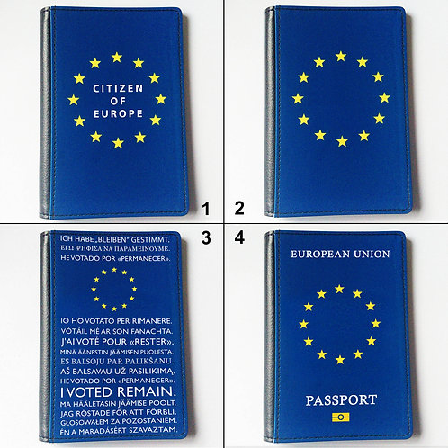 Passport Cover - Various Designs #2