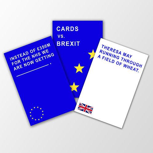 Cards Vs Brexit
