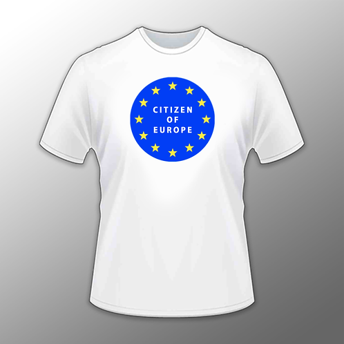 Citizen of Europe - Tee