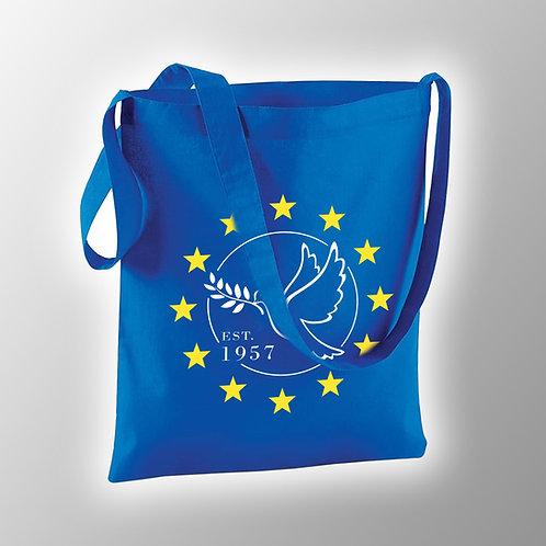 Pro EU Tote Bag | Anti Brexit Merchandise | Dove of Peace European Union Gifts