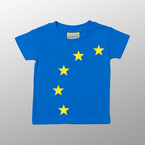 Pro EU Baby / Toddler T Shirt | Baby Pro EU T Shirt | Anti Brexit Merchandise | European Union Gift Shop