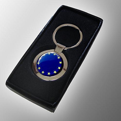EU Keyfob with splitring