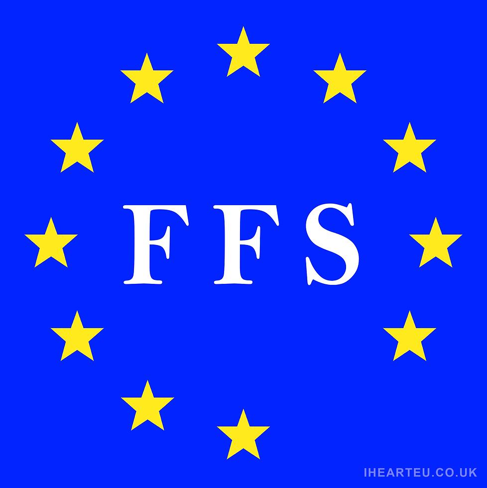FFS CANCEL BREXIT | Pro EU Social Media Profile Images | European Union | Brexit