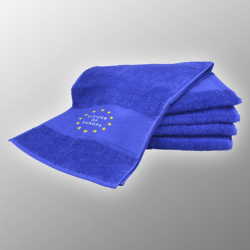 Pro EU Sports Towel | European Union Merchandise | Remain Gifts | Stop Brexit Shop | Europe Merch | Swimming Shorts