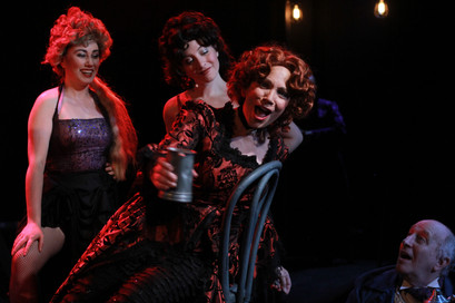 Nellie/Ensemble in Jekyll and Hyde