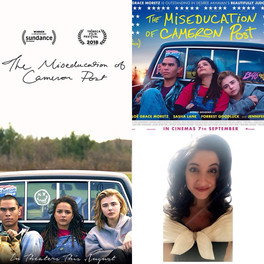 Featured in The Miseducated of Cameron Post, Sundance Grand Jury Prize Winner