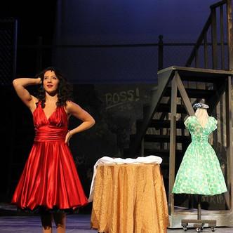 Anita in West Side Story