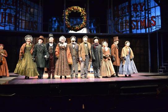 A Christmas Carol at Geva Theatre Center