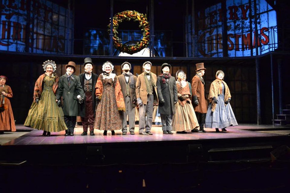 A Christmas Carol at Geva Theatre Center