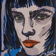 Mathilda/ Blue