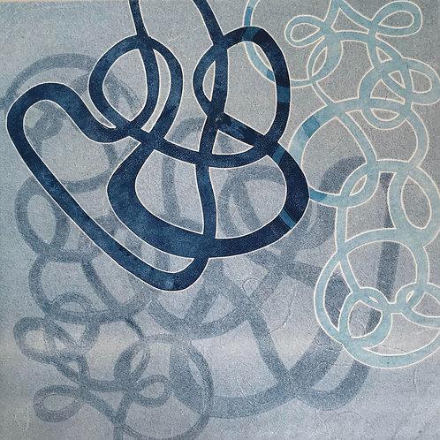 Loops (ghost gray blue)