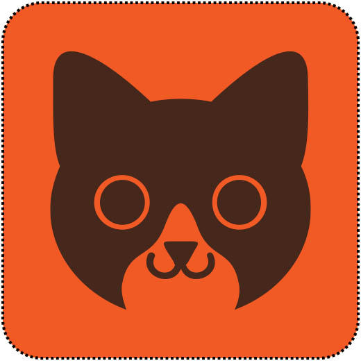 Cat Logo Design Study
