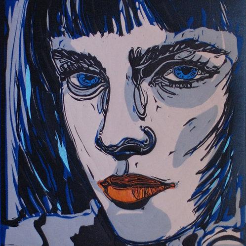 Blue Matilda