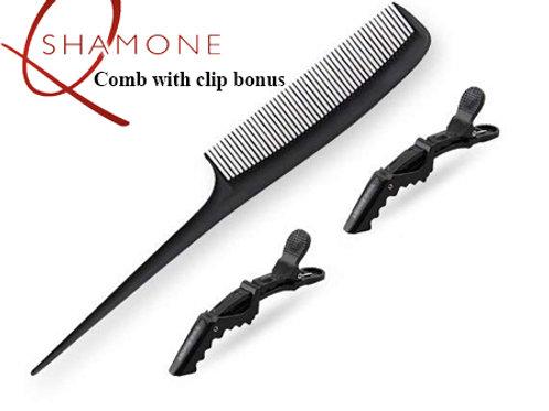 Q.Shamone Comb with clip bonus