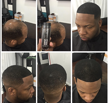 Man Unit Curly Hair 200 Up