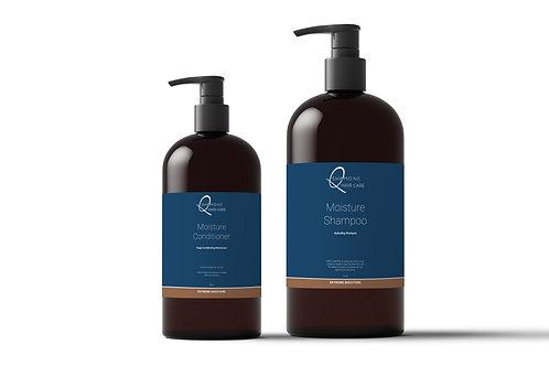 Moisture Shampoo & Conditioner Combo