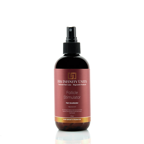 Follicle Stimulator Spray