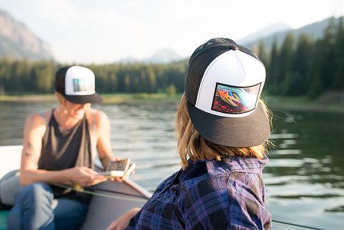 Brown Town Trucker Hat