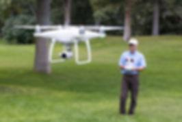 UAS Surveying in Bozeman, MT