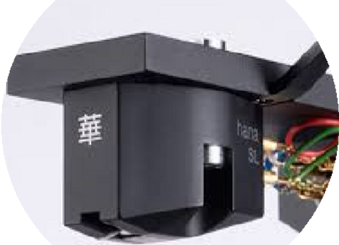 Hana SL Series Moving Coil Cartridge - Shibata
