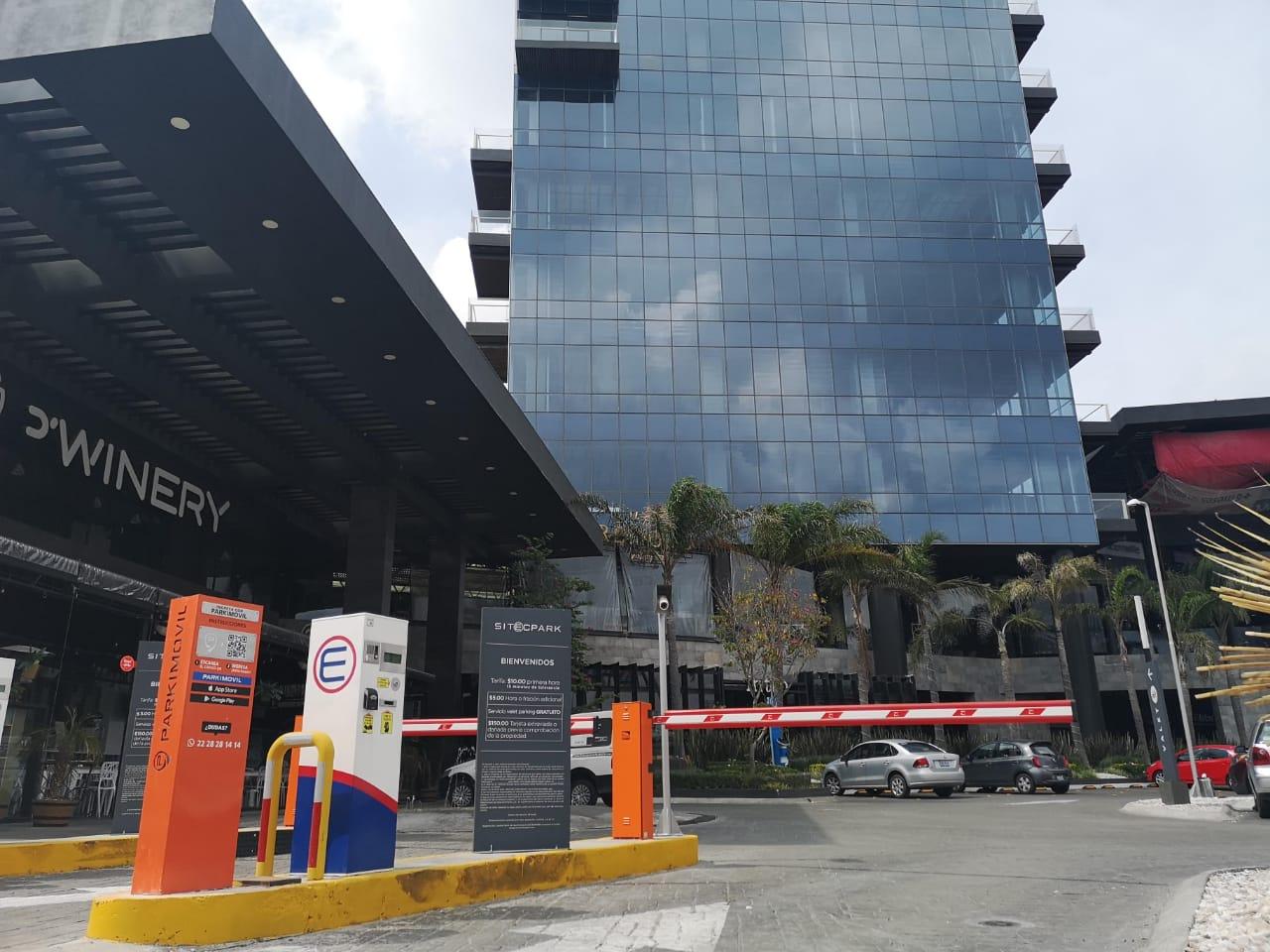 Parkimovil-Estacionamientos