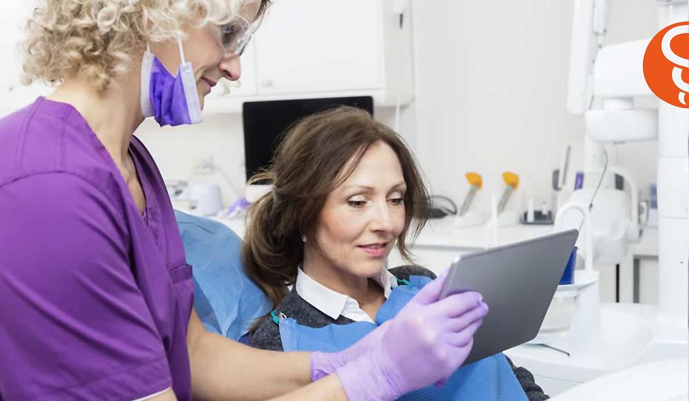 expediente clínico odontológico