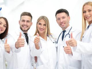 Especialidades médicas con menor índice de estrés para los profesionales de la salud