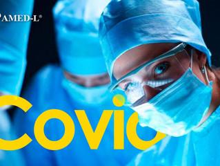 IMSS; Médicos atienden hasta a 10 pacientes Covid-19 por turno