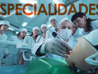 Especialidades de Odontología más populares