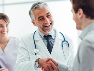 Valores médicos que debes tener para una consulta de calidad
